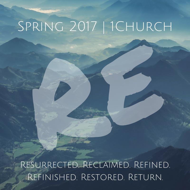 RE: Restored – 1Church